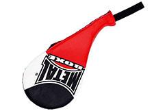 Kicking paddle, Double - FR200, Metal Boxe