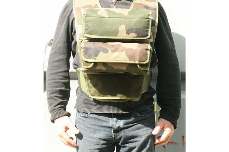 Weighted Vest - RA0981, Metal Boxe