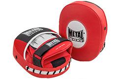 Focus mitts, Airpluse - MB203B, Metal Boxe