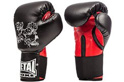 Initiation Gloves - 4 to 7 year olds PB100, Metal Boxe