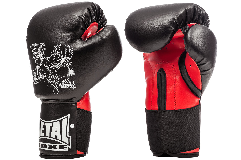 Gants d'initiation, PB100, Métal boxe