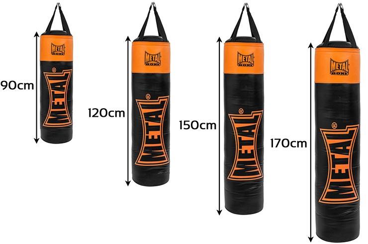 Punching bag, Indiana - MB31, Metal Boxe