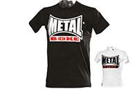 Camiseta, Visual Tricolore - MB91, Metal Boxe