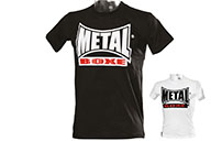T-Shirt, Visual Tricolor - MB91, Metal Boxe