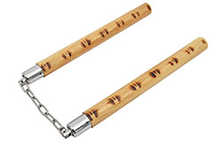 Nunchaku - Rotin & Chaine ''ARC124'', Dojo Master