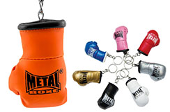 Keychain, Boxing Glove - MB187, Metal Boxe