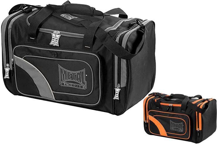 "Medium Sports Bag ""MB030"", Metal Boxe"