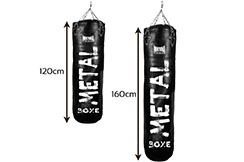 Punching bag, Heracles - MB324, Metal Boxe