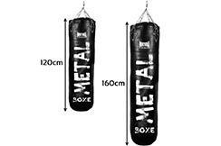 Saco de Boxeo, Heracles - MB290, Metal Boxe