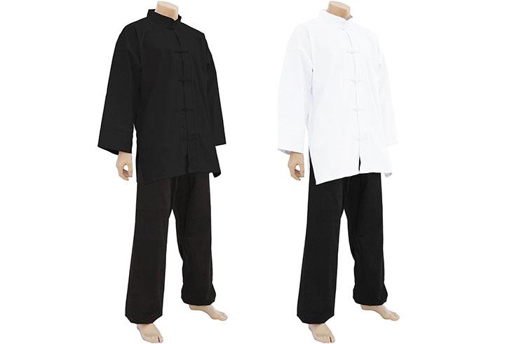 Tai Chi Kimono, Combat cut, Thick Cotton
