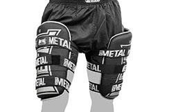 Protectores de muslos MB229, MetalBoxe