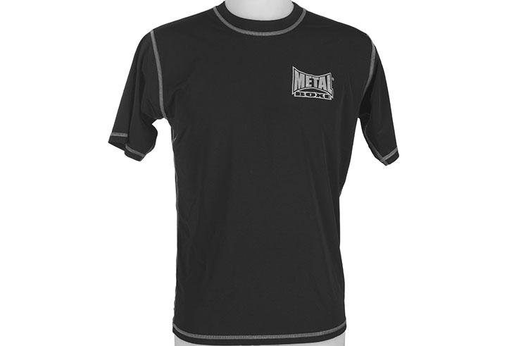Short sleeves rashguard - TC100, Metal Boxe