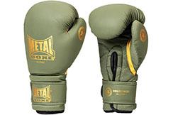 Guantes military - Entrenamiento y competencias - MB1003, Metal Boxing