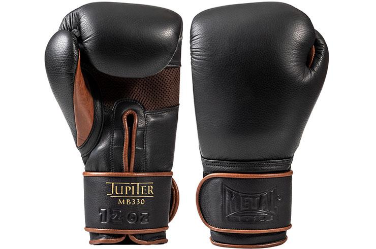 Guantes de boxeo tailandeses, JUPITER - MB330N, Metal Boxe