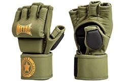 Competencia MMA y guantes de entrenamiento - MB534M, Metal Boxe