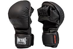 Gants MMA, Sans Pouce - MB577N, Metal Boxe