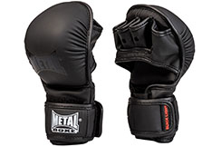 Guantes MMA, Sin pulgar - MB577N, Metal Boxe