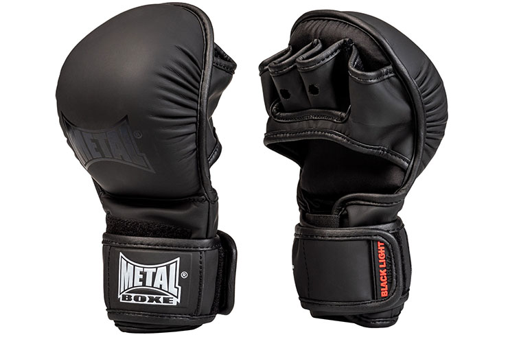 MMA Gloves, Without thumbs - MB577N, Metal Boxe