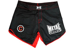 Short MMA - Courage, Metal Boxe