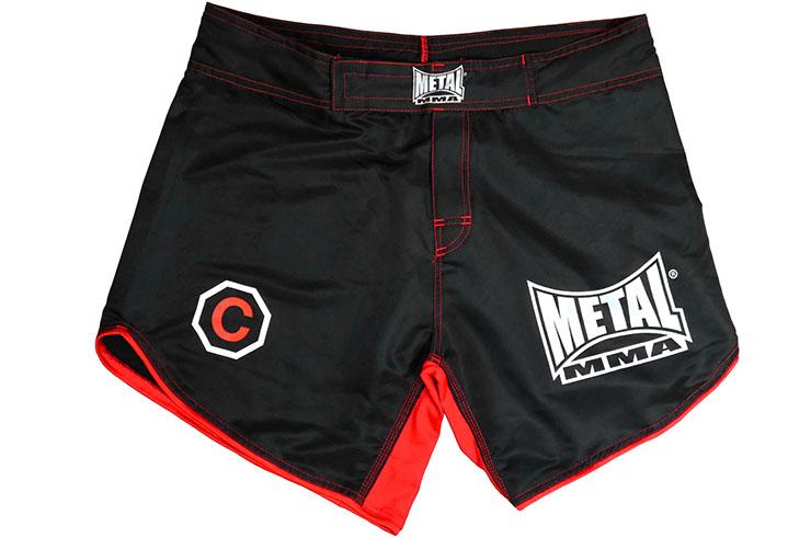 Short MMA - Courage, Metal Boxe
