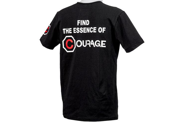 Camiseta, Courage - GRTEX500N, Metal Boxe