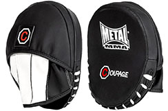 Manoplas de boxeo - Courage, Metal Boxe