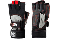 Bodybuilding Glove, With Thumb - MB2022N, Metal Boxe