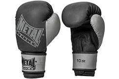 Gants de Boxe, Entraînement - MB204A, Metal Boxe