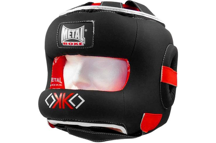 Boxing head guard, OKO - GRCAS100NSR, Metal Boxe