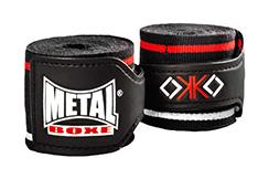 Elastic boxing bands 3,5m, OKO - GRPRO200N35, Metal Boxe