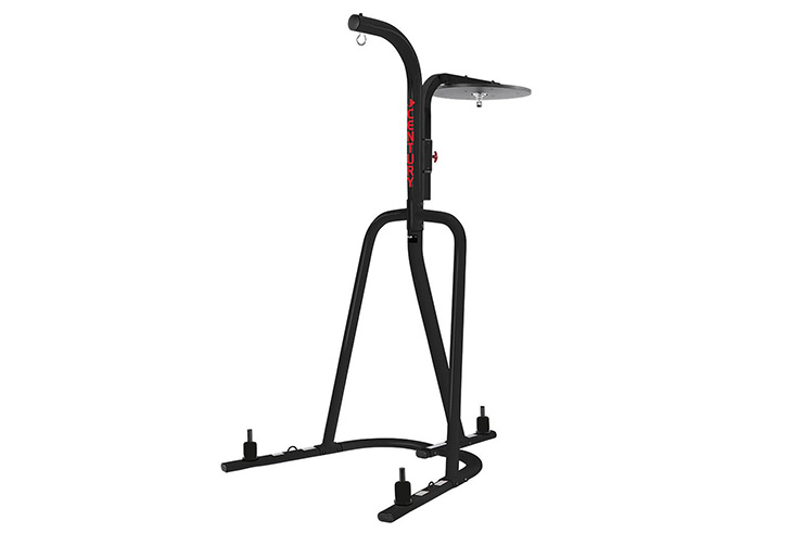 Heavy bag stand with platform, Century