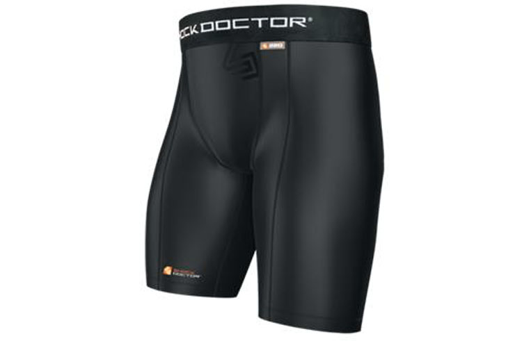 Short Pour coquille Core Compression - SD220, Shock Doctor