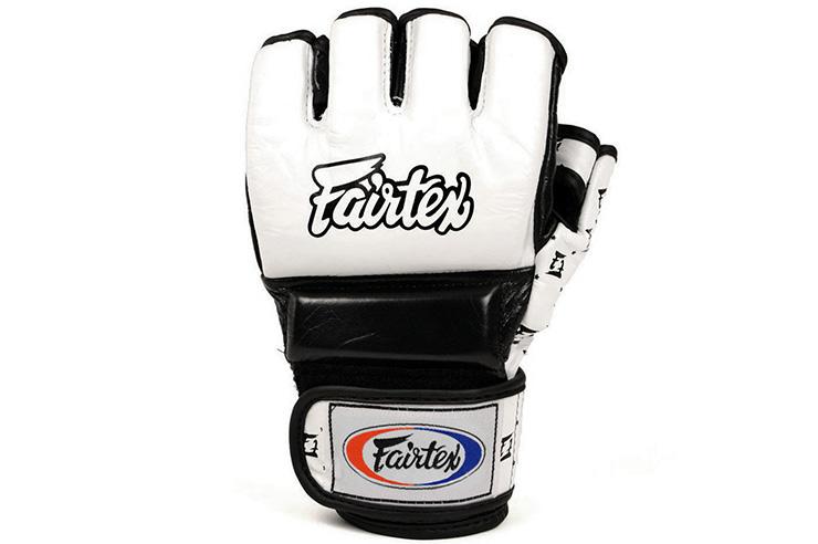 Gants free fight v17-Noir, Fairtex