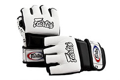 Gants free fight v17-Noir, Fairtex
