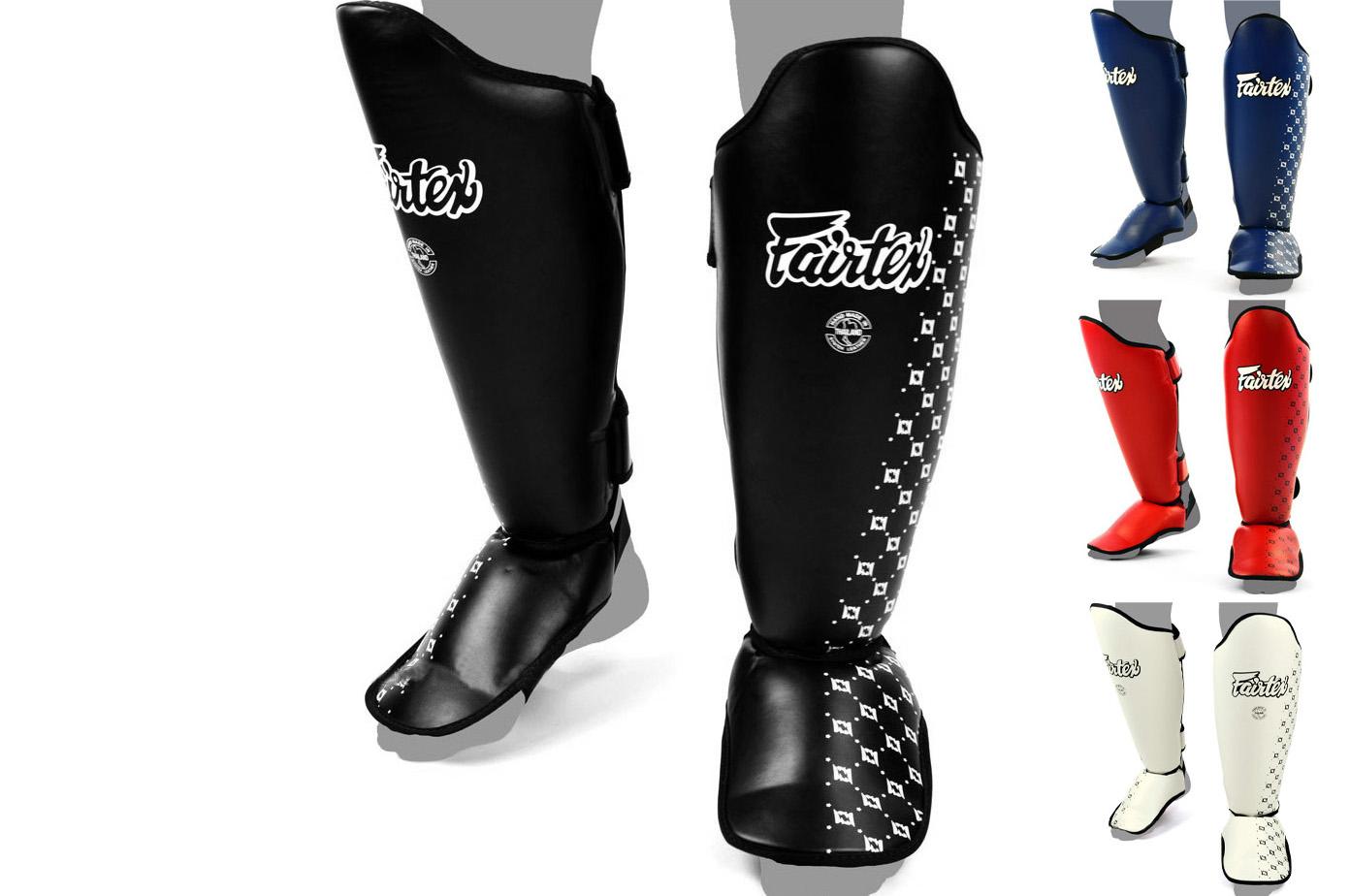 Protèges tibias et pieds SP5, Fairtex
