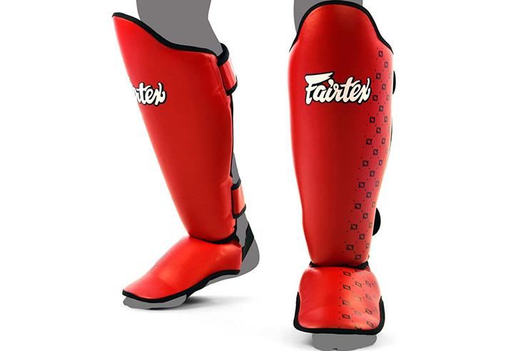 Protèges-tibias & Pieds - SP5, Fairtex