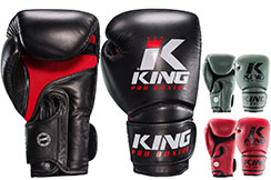 Gants de boxe, Star Mesh - KPG/BG, King