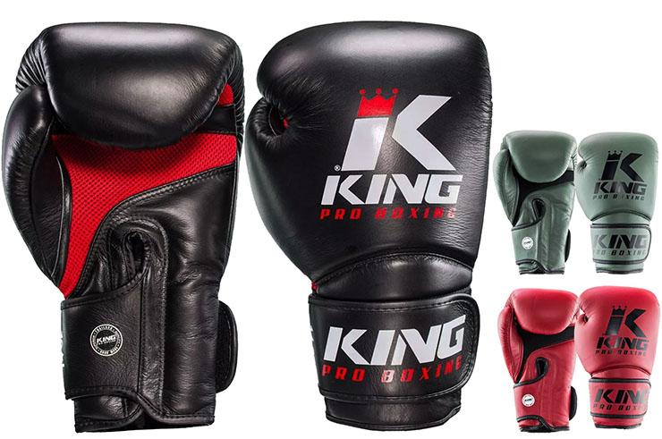 Gants de boxe, Star Mesh - KPG/BG, King