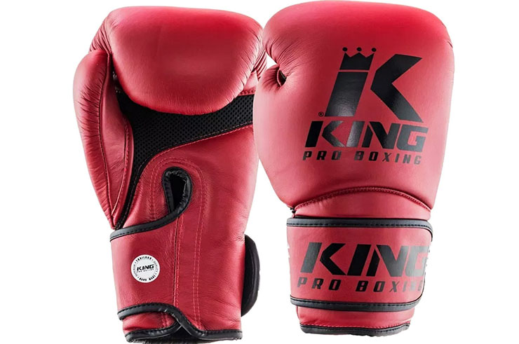 Guantes de boxeo, Star Mesh - KPG/BG, King