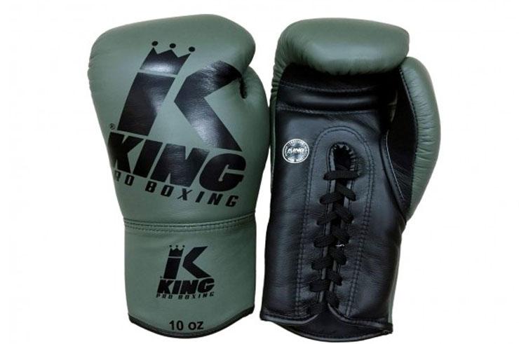 Gants de boxe, Laces - BG, King