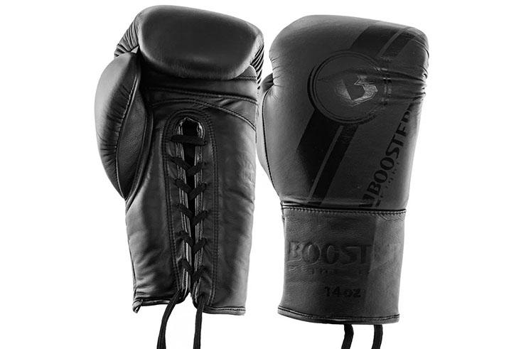 Guantes de boxeo con cordones - BGL V3, Booster