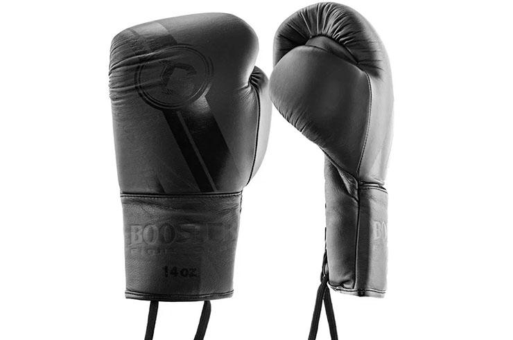 Gants de boxe à lacets - BGL V3, Booster