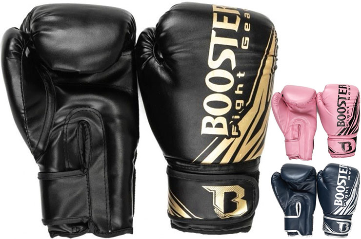 Boxing gloves, Initiation - BT Champion, Booster