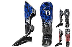 Step & Shinguards - Labyrint, Booster
