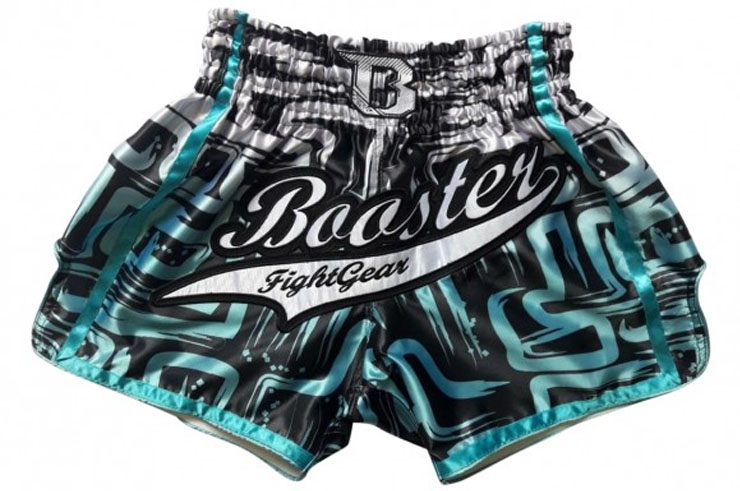 Muay Thai shorts - TBT LABYRINT 5, Booster