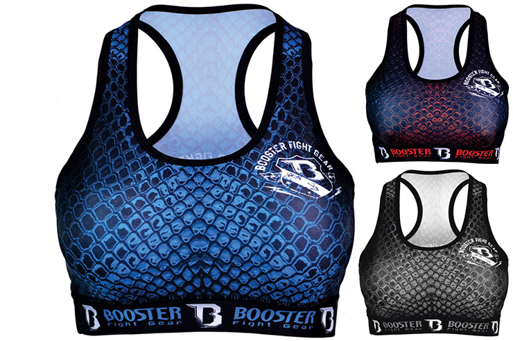 Sports bra - Electric Scales, Booster