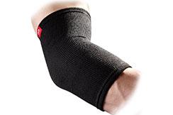Compression elastic elbow pad, McDavid