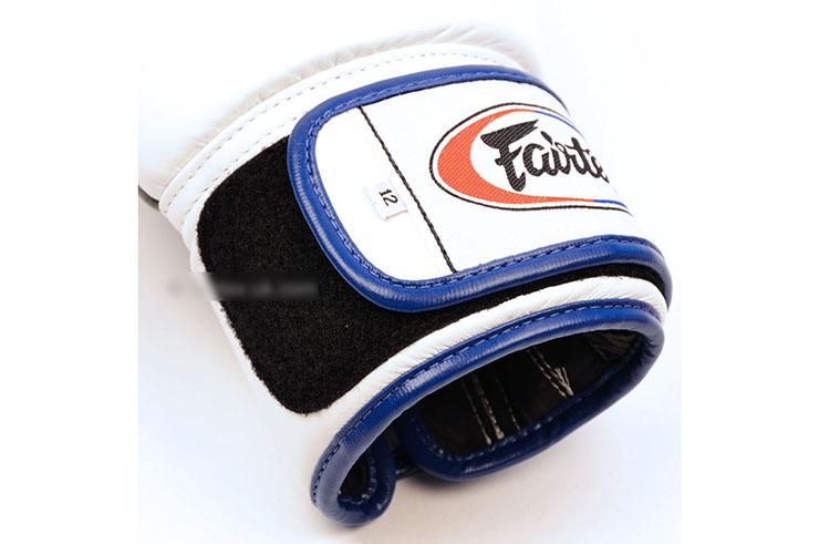 Gants de Boxe Thai, Entrainement - Cuir V1, Fairtex