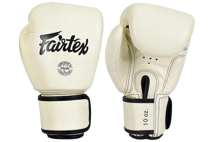 Guantes de boxeo tailandeses, entrenamiento - Cuero FXV1, Fairtex