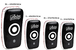 High Range Leather Thai Pad, Fairtex